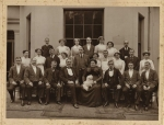 Household staff at Gunnersbury Park 1914