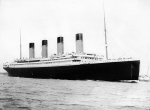 The White Star liner RMS Titanic