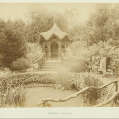 Summer House Halton Park c.1887