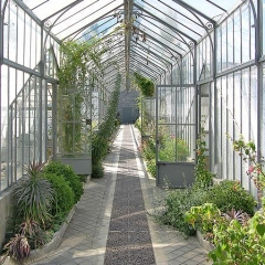 Glasshouses of the Chateau de Pregny