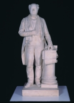 Statuette of Salomon von Rothschild by Paul Gayrard c.1844