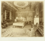 The Billiard room at Halton House c.1884