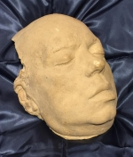 Death mask of Nathan Mayer Rothschild