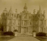 Halton House where Alfred de Rothschild entertained private clients of the London bank