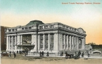 Grand Trunk Railway station Ottawa
