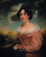 Portrait of Hannah Rothschild by Sir William Beechey