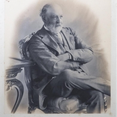 Nathaniel 1st Lord Rothschild (1840-1915)