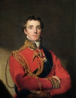 Arthur Wellesley 1st Duke of Wellington by Thomas Lawrence 1914