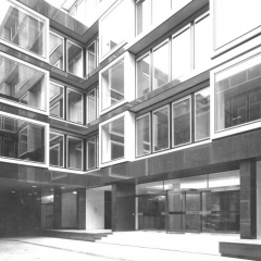 New Court - the London home of N M Rothschild & Sons Limited in the 1980s