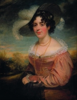 Portrait of Hannah (Mrs Nathan Mayer Rothschild)