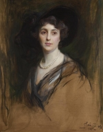Portrait of Roszika (Mrs Charles Rothschild)