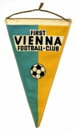 Pennant of the First Vienna Football Club