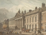 East India House in Leadenhall Street was the London headquarters of the East India Company