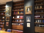 Pictures in the Reading Room of The Rothschild Archive