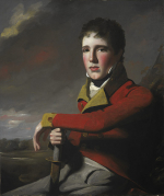 George Watson Gregor MacGregor as a young man (National Gallery of Scotland}