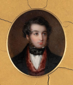 Miniature of Baron Lionel de Rothschild from the Archive collection