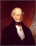 Amschel Mayer Rothschild (1773-1855)  continued the fanmily firm in Frankfurt