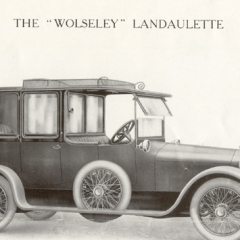 Specification for a Wolseley