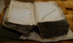 Letter copy book for 1820
