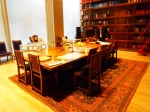 Reading Room of The Rothschild Archive London