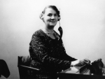 Miss May Gregory switchboard operator N M Rothschild & Sons 1930s